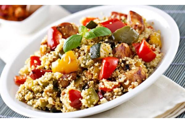 Salada marroquina Kg – 10 pessoas