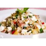 Salada de arroz  7 grãos Kg - 10 a 12 pessoas
